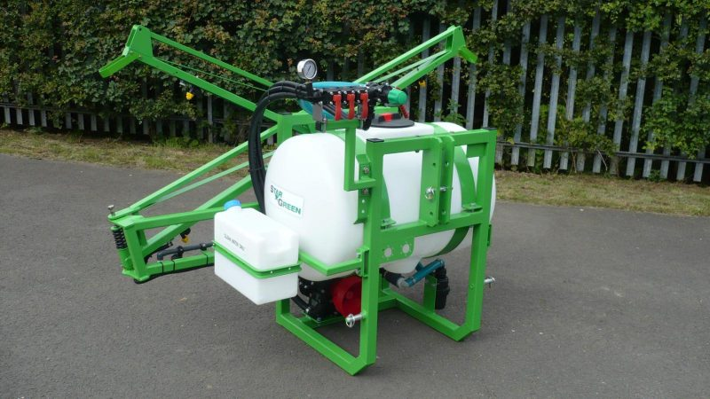 STARGREEN 200 Litre Tractor Mounted Amenity Sprayer AS200 from VALE Engineering