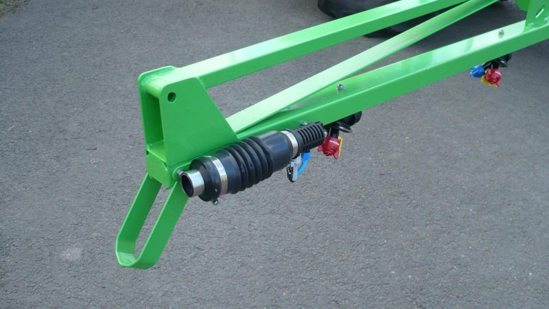 Optional 15 litre bout marker on the AS200 STARGREEN Tractor Mounted Amenity Sprayer