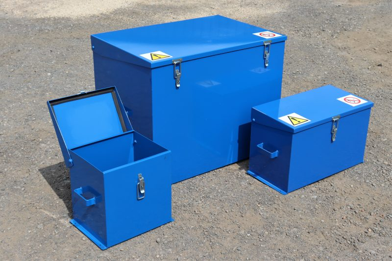 VALE Engineering offers a range of chemical storage safes in a variety of sizes