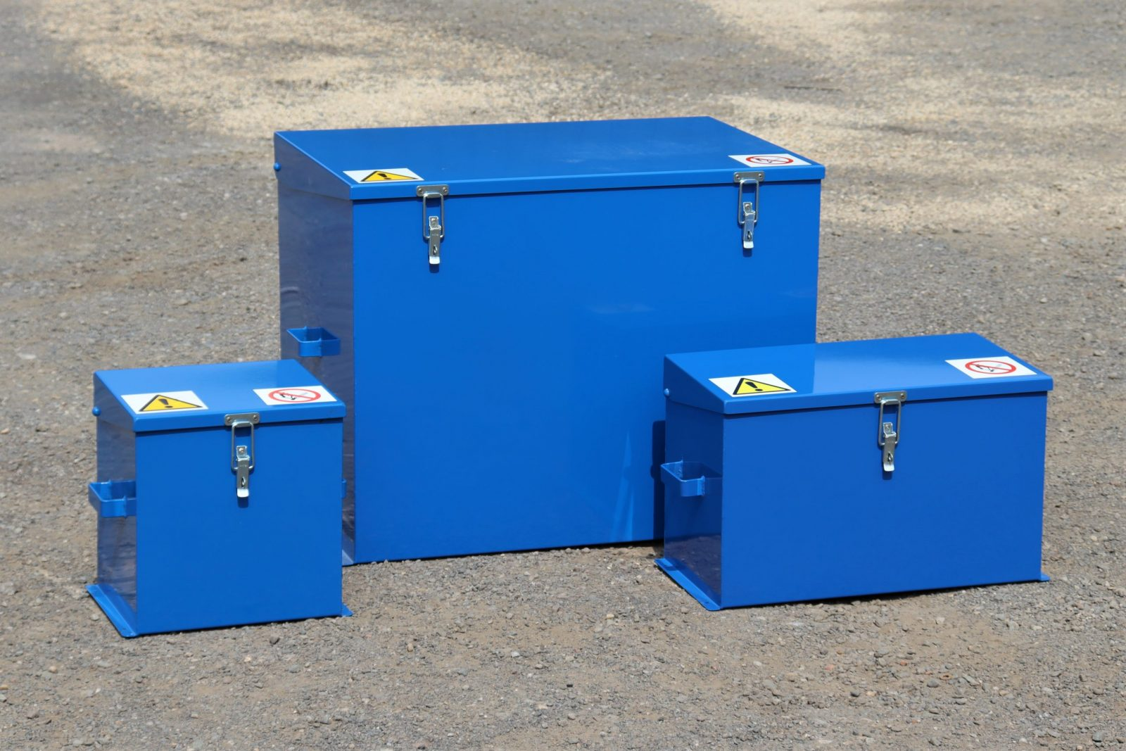VALE Engineering's robust and lockable chemical storage safes are ideal for local authorities, facilities maintenance operatives, landscape gardeners and agricultural contractors