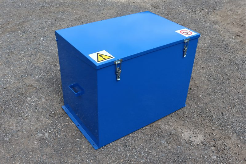 VALE Engineering's Large Chemical Storage Safe VCS150