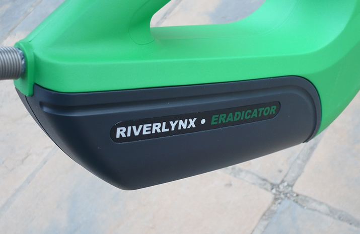 RIVERLYNX Eradicator is the ideal partner for Grounds Maintenance contractors and Local Authority Grounds and Parks departments
