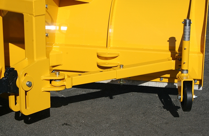 The Tractor Snow Plough SP2400HD - detail