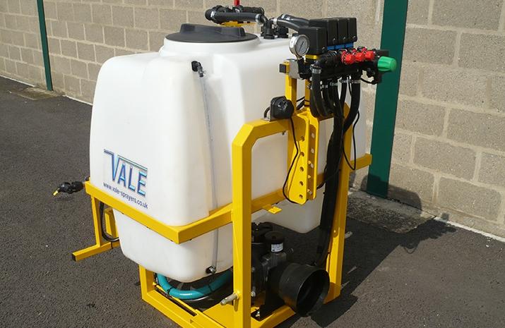 VALE Engineering's Liquid De-Icer Sprayer