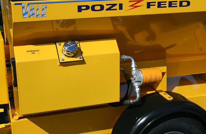 VALE TS500 Tractor Towed Salt Spreader (Gritter)