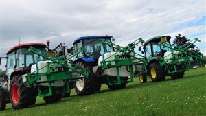 2016 saw the launch of the STARGREEN turf care range.