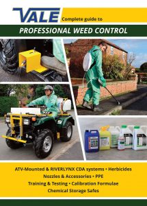 VALE Engineering complete guide to Professional Weed Control